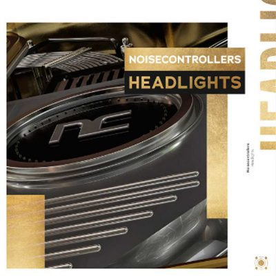 Noisecontrollers - Headlights cover (small)