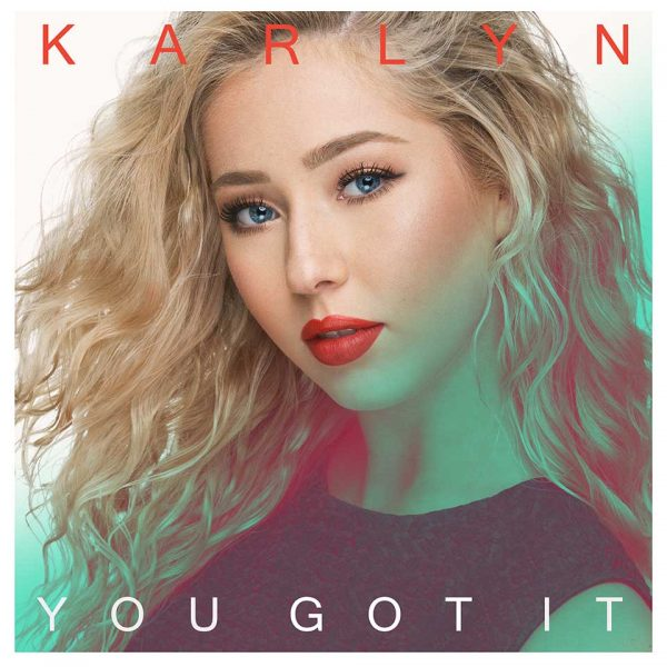 You Got It - cover